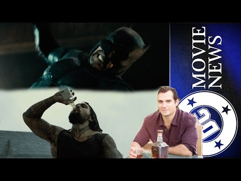 Affleck Doubting Batman? Superman In Shazam?! Happy New Year! - DC Movie News for Jan. 4th, 2017