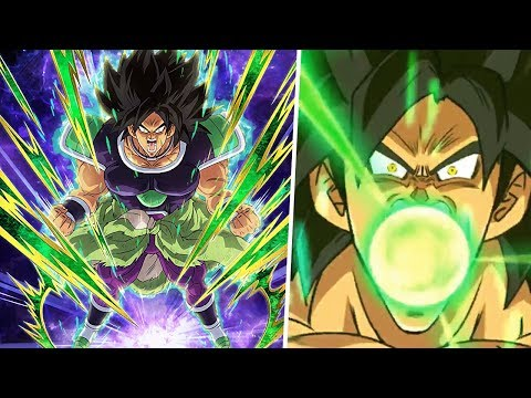DB SUPER BROLY'S SUPER ATTACKS LOOK AMAZING! New Broly Details | Dragon Ball Z Dokkan Battle