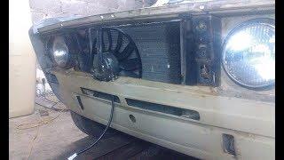 видео Вентилятор радиатора автомобиль ваз 2107 - снятие - установка