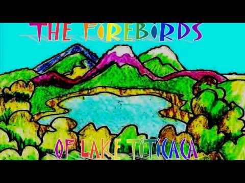 The Firebirds of Lake Titicaca