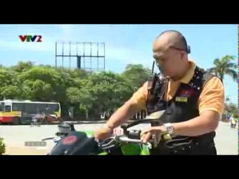 Chương trình tập huấn lái xe mô tô phân khối lớn an toàn