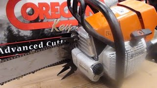 The chainsaw guy shop talk Stihl MS 660 Magnum Hot Shot Build 11 21