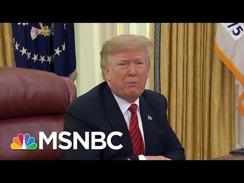 Troop Pay Raises, And The Top 10 President Donald Trump Fibs Of 2018 | Hallie Jackson | MSNBC
