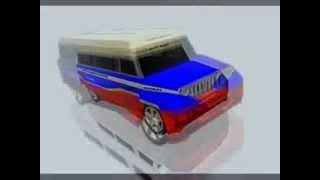 The Maharlika Jeepney Concept