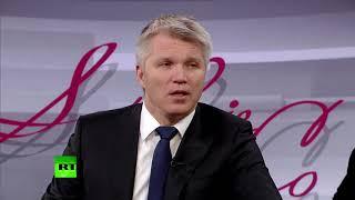 «Мы хотим объективного расследования»: Колобков — в интервью RT (ПРОМО)