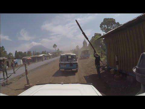 Geoffs Street view :  Goma City,   DRC Congo  Africa