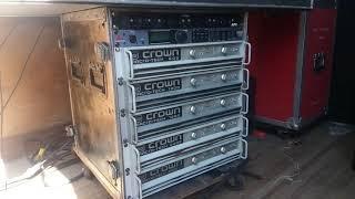 sonido Alvin 1 preparando el equipo