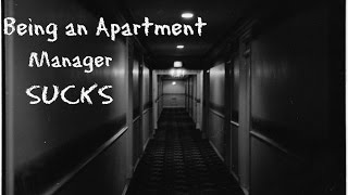 """Being an Apartment Manager Sucks""  A Very Disturbing Short Horror Story (Graphic)"