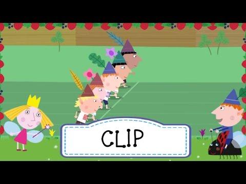 Ben y Holly - Los juegos duendes (clip)