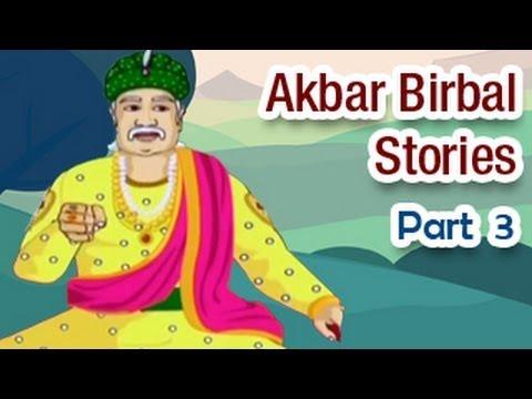Akbar Birbal English Animated Story - Part 3/5