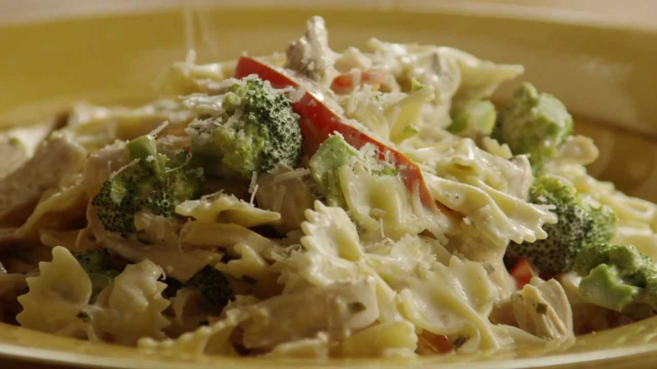 How To Make Chicken And Bow Tie Pasta Pasta Recipe Allrecipes