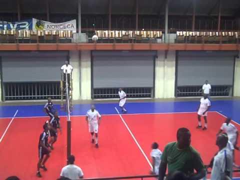 Antigua Volleyball Stoneville vs Pytonz