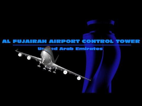 AL FUJAIRAH AIRPORT CONTROL TOWER   (United Arab Emirates)