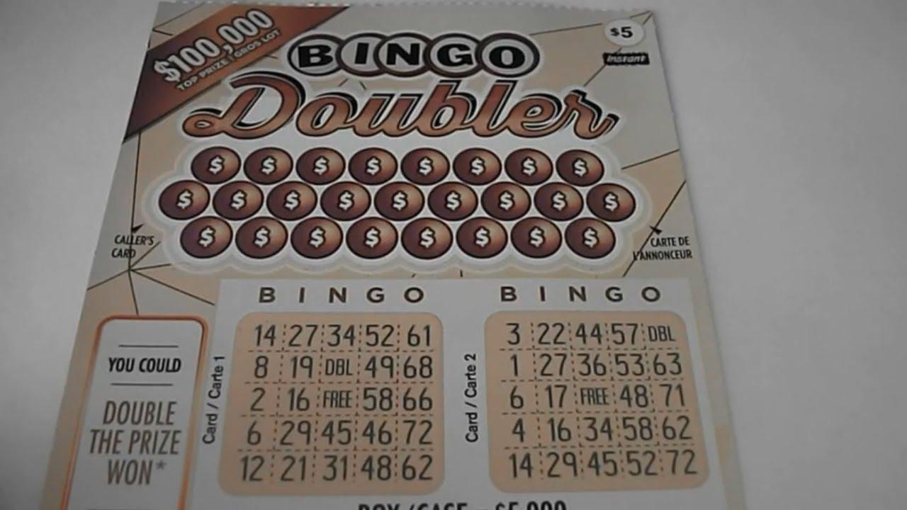 Olg bingo scratch tickets scanner