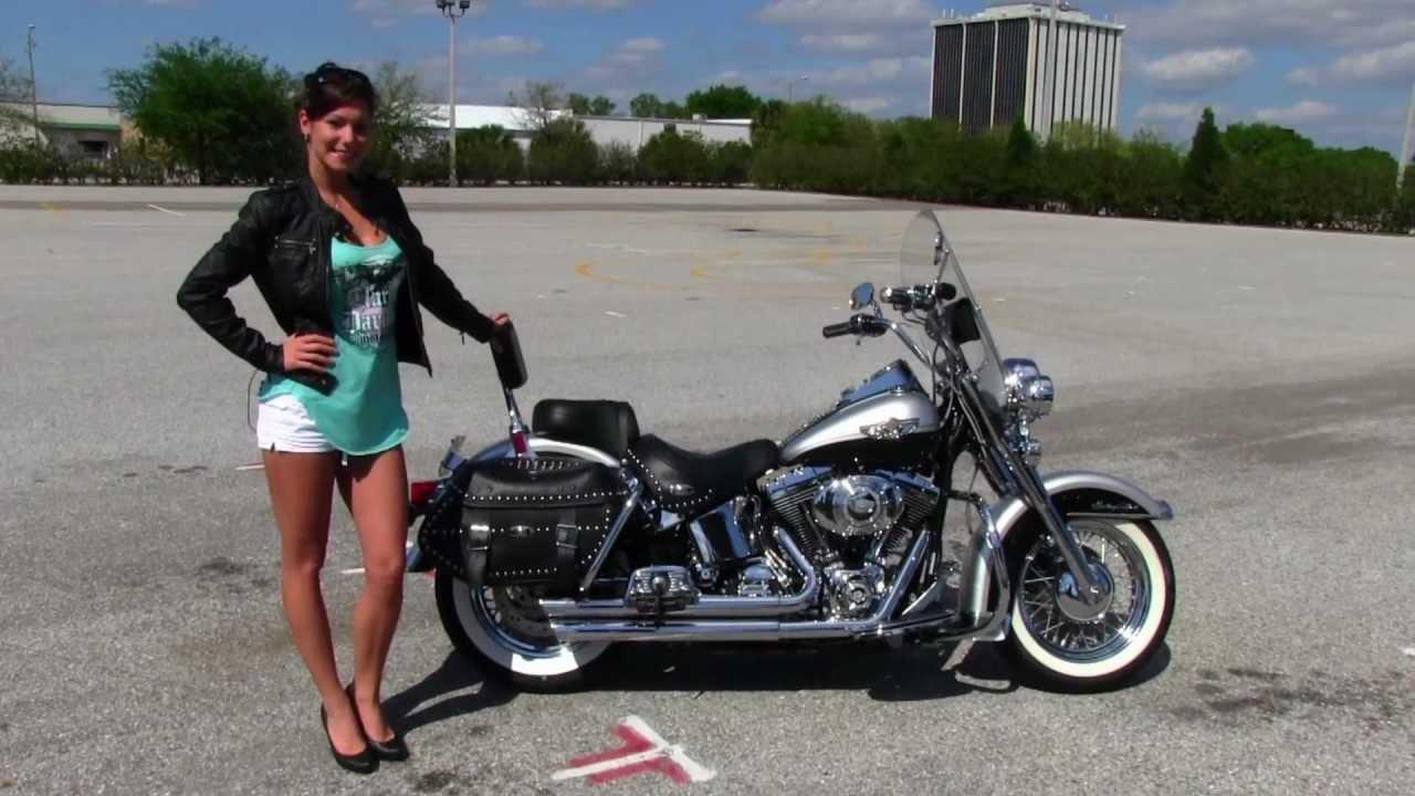 Used 2003 Harley-Davidson FLSTC Heritage Softail Clic 100th ...
