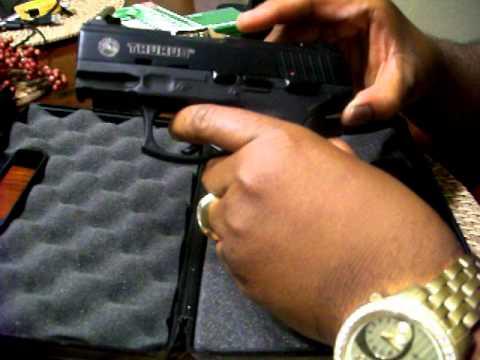 Firearms Review - Taurus 24/7 Pro C .45 ACP