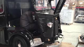 Rayworths HY van comes alive