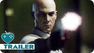 Hitman 2 Announcement Trailer (2018) PS4, Xbox One, PC Game
