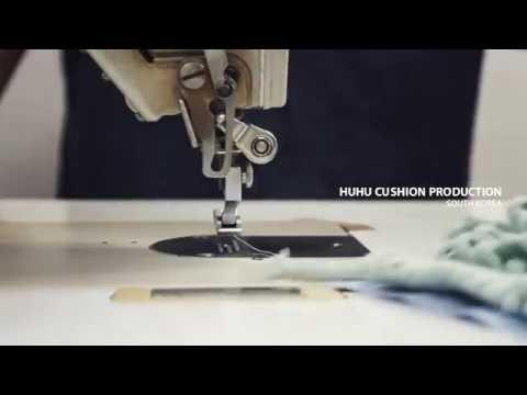 HUHU cushion making film/ South Korea