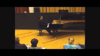 Scriabin - Sonata No 5 - Ricker Choi