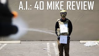 Airsoft Innovations 40 Mike Review!! - Airsoft GI