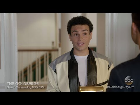 The Goldbergs: Barry Goldberg as Abe Froman