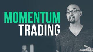 Momentum trading strategy & go-to setups | Kunal Desai, Bulls on Wall St