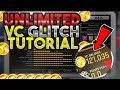 NBA 2K18 NEW UNLIMITED VC GLITCH FAST! *AFTER PATCH* BEST VC METHOD WORKING ON XBOX, PS4, and PC!
