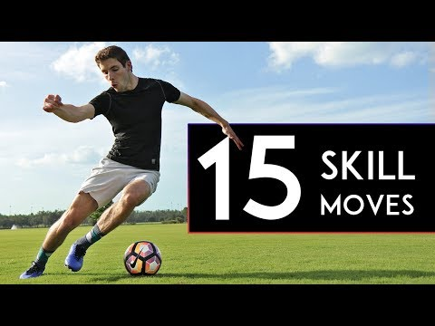 15 BEST Skill Moves to Beat Defenders in REAL GAMES
