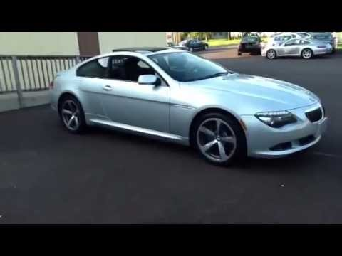 2009 bmw 650i coupe for sale at eimports4less youtube. Black Bedroom Furniture Sets. Home Design Ideas