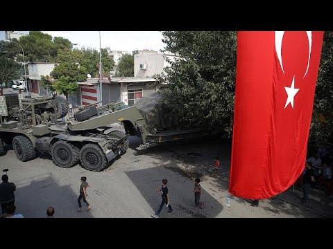 اليوم الثامن: آخر مستجدات العملية العسكرية التركية في شمال سوريا…  - نشر قبل 2 ساعة