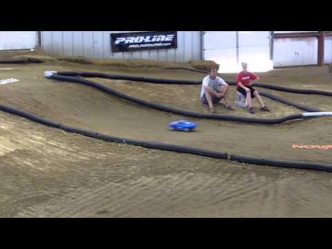 2012 Short Course Showdown #5 Traxxas Slash 4x4 A Main 8-5-12
