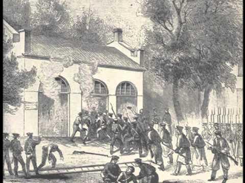 John Brown Slave Revolt