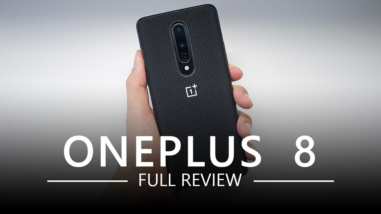 Should you get the OnePlus 8? | Full Review