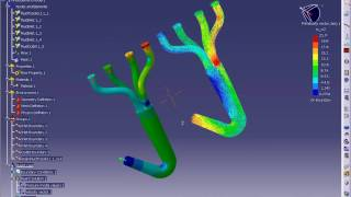 CATIA V5 -  CFD Fluent add-on