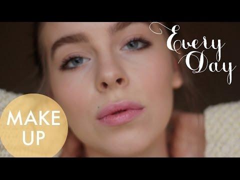 Макияж на каждый день / Everyday Make Up | Beauty Blanc