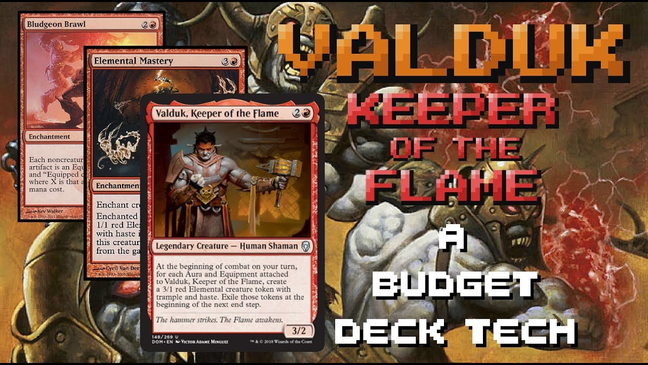 Blazing Fast Mono Red Deck! | Super Budget Commander #13