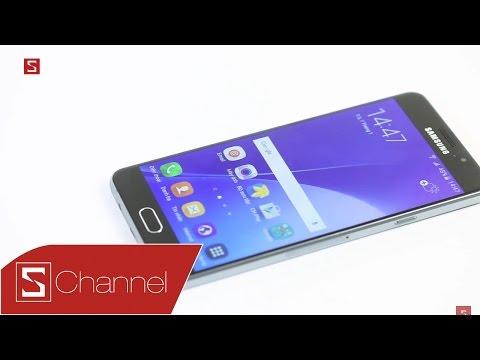 Schannel - Đánh giá nhanh Galaxy A7 2016: Siêu phẩm tầm trung