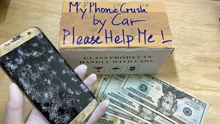 Restoration Broken Samsung galaxy S7 Edge - Phone Crushing By Car.....