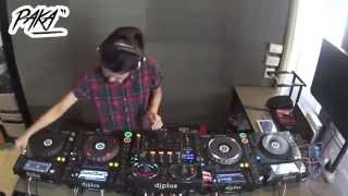 DJ PAKA - Pioneer Lady DJ Championship 2015 (Final Round Set)