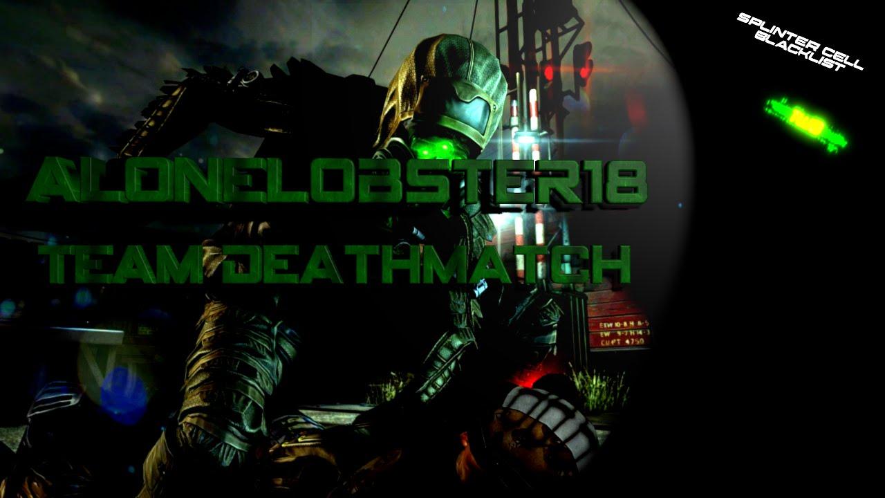 Splinter Cell Blacklist TDM - Good Lobby 3