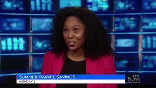 Summer Travel Savings
