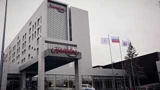Отель Hampton by Hilton Volgograd Profsoyuznaya, Волгоград