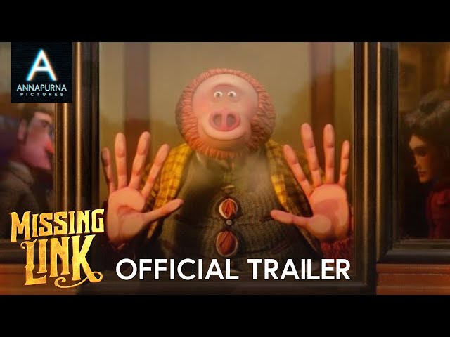 MISSING LINK | Official Trailer