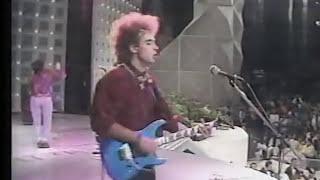 Soda Stereo - Nada Personal (DVD Festival De Viña 11.02.1987)