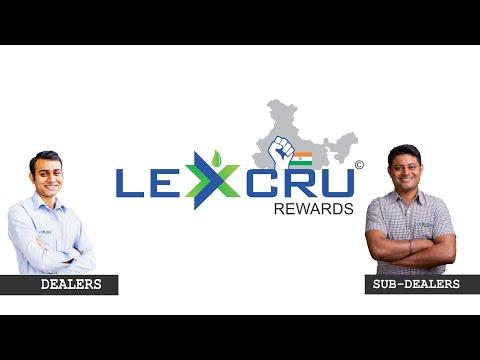 Lexcru Reward Program