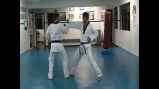 Техніка ударів тхеквондо / Taekwondo sparring videos / Тхэквондо – видео уроки