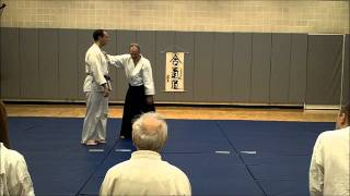 Aikido Principles Keeping Strength Away from the Conflict