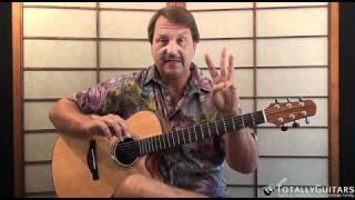Wild World Acoustic Guitar Lesson - Cat   Stevens
