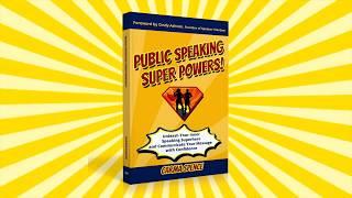 Public Speaking Super Powers Teaser Trailer